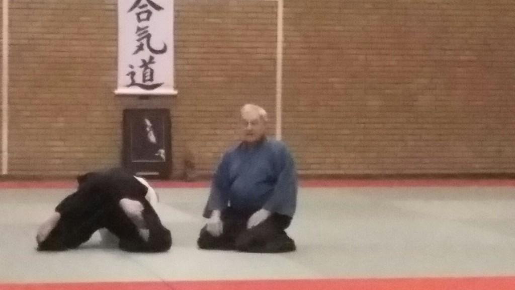 Malcolm Tiki Shewan, Oosterhout 28 en 29 november 2015
