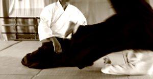 Denken over kracht in aikido