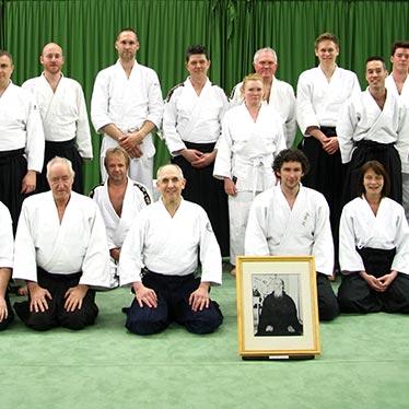 Hartelijk welkom bij Aikikai Aikido Enkhuizen