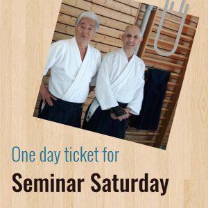 Posluns Sensei Seminar 14-15 april 2018 (14 april)