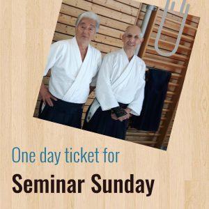 Posluns Sensei Seminar 14-15 april 2018 (15 april)