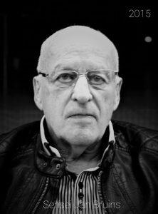 Sensei Jan J. Bruins (2 april 1938 – 2 januari 2021)